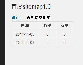 wordpress 百度sitemap插件 咋用?