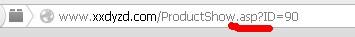 php、html以及asp的网址有何区别