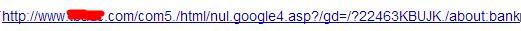 发现一奇怪问题,site网站的时候,收录页面不是本站的