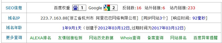 2月份被绿萝算法降权的网站,有了恢复迹象