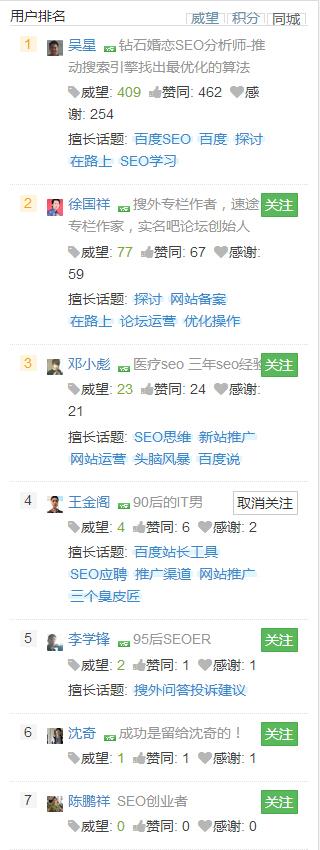 有没有在上海做seo的?