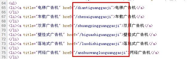 关于URL地址加锚文本链接时带不带反斜杠的问题