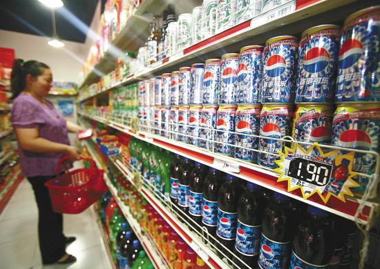 2014新型创业项目:给【古板守旧的社区超市】换新装!