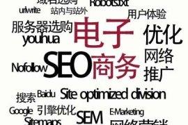 关于小型企业站首页最多能承载多少个关键词的问题